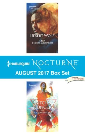 Harlequin Nocturne August 2017 Box Set: Desert WolfWitch's Hunger