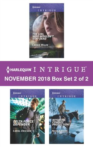 Harlequin Intrigue November 2018 - Box Set 2 of 2: An Anthology