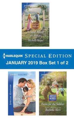 Book Harlequin Special Edition January 2019 - Box Set 1 of 2