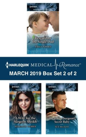 Book Harlequin Medical Romance March 2019 - Box Set 2 of 2: An Anthology