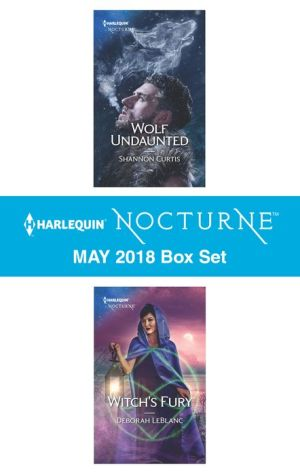 Harlequin Nocturne May 2018 Box Set: Wolf Undaunted\Witch's Fury