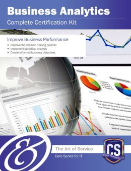 Business Analytics Complete Certification Kit - Core Series for IT