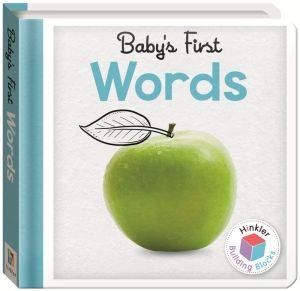 Building Blocks Baby's First: Words