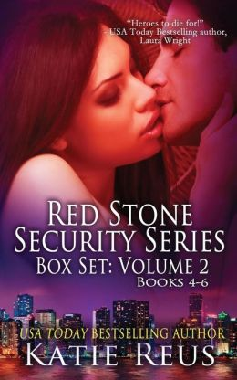 Red Stone Security Series Box Set: Volume 2