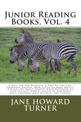 Junior Reading Books, Vol. 4