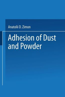 Adhesion of Dust and Powder
