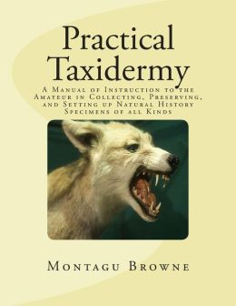 Practical Taxidermy: A Manual of Instruction to the Amateur in Collecting, Preserving, and Setting up Natural History Specimens of all Kinds