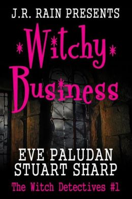 Witchy Business (Witch Detectives #1)