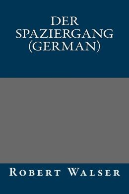 Der Spaziergang (German)