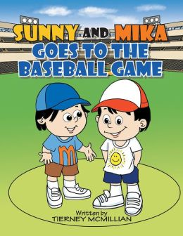 SUNNY AND MIKA GOES TO THE BASEBALL GAME