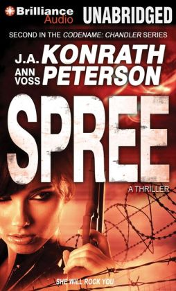 Spree: A Thriller