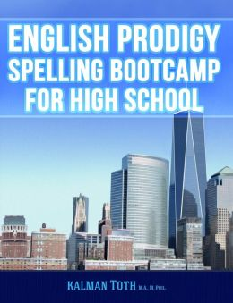 English Prodigy Spelling Bootcamp For High School