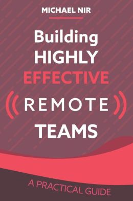 Building Highly Effective Teams: How to Transform Virtual Teams to Cohesive Professional Networks - a practical guide
