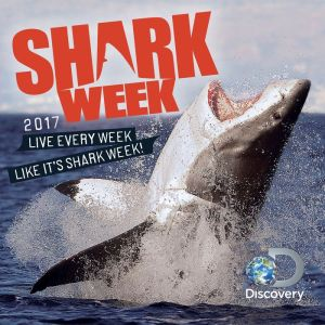 2017 Shark Week Wall Calendar