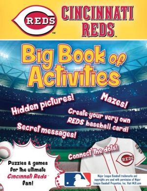 Cincinnati Reds: The Big Book of Activities