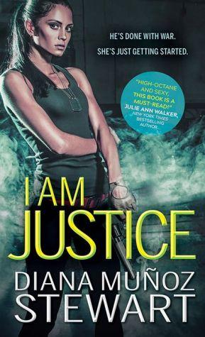 Book I Am Justice