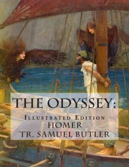 The Odyssey: Illustrated Edition