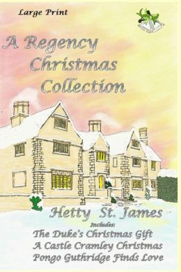 A Regency Christmas Collection