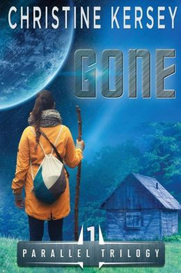 Parallel Trilogy 1 - Gone (Unb) - Christine Kersey