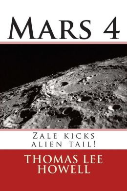 Mars 4: Zale Kicks Alien Tail!