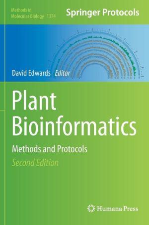 Plant Bioinformatics: Methods and Protocols