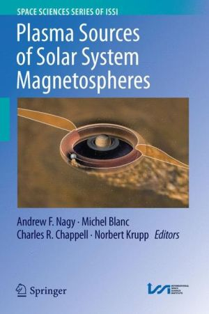 Plasma Sources of Solar System Magnetospheres