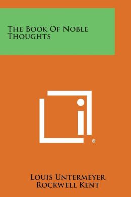 The Book of Noble Thoughts