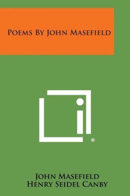 Poems by John Masefield