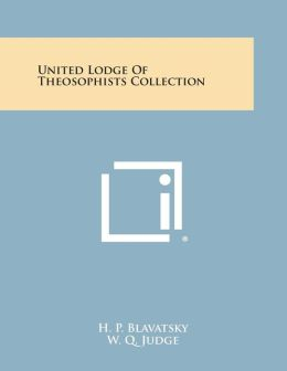 United Lodge of Theosophists Collection