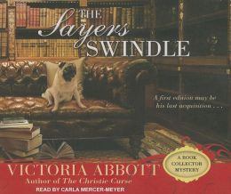 The Sayers Swindle (Book Collector Mystery Series #2)
