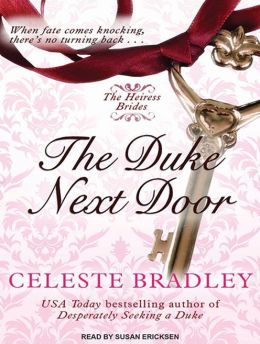The Duke Next Door (Heiress Brides Series #2)