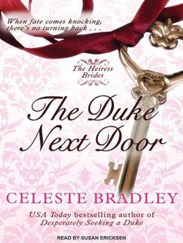 The Duke Next Door (Heiress Brides Series #2)