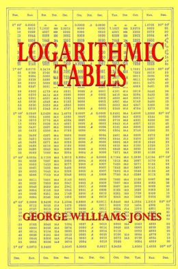 Logarithmic Tables
