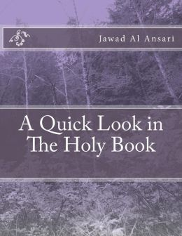 A Quick Look in The Holy Book