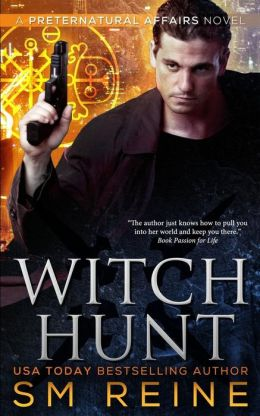 Witch Hunt: An Urban Fantasy Mystery