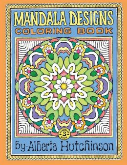 Mandala Designs Coloring Book No. 3: 32 New Mandala Designs