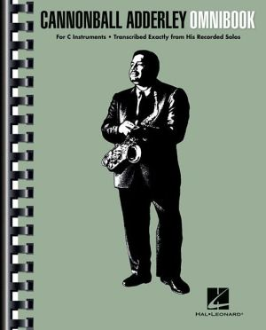 Book Cannonball Adderley - Omnibook: For C Instruments