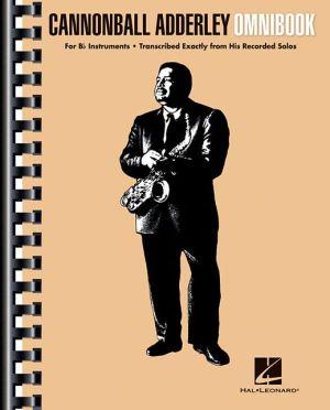Cannonball Adderley - Omnibook: For B-flat Instruments