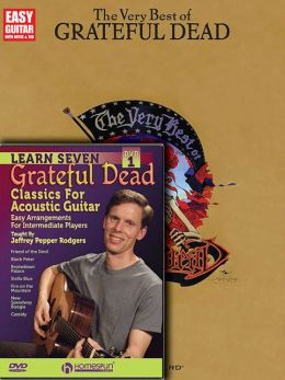 Jerry's Way: Master the Grateful Dead Guitarist's Acoustic ...
