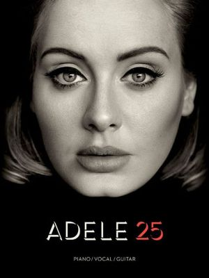 Adele - 25 (Piano/Vocal/Guitar)