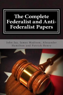 Federalist V Anti-Federalist