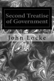 Book Cover Image. Title: Second Treatise of Government, Author: John Locke