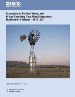 Groundwater, Surface-Water, and Water-Chemistry Data, Black Mesa Area, Northeastern Arizona?2010?2011