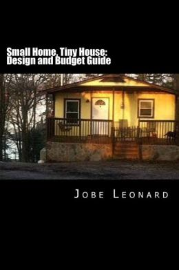 Small home tiny house budget design estimate and for Tiny house estimator