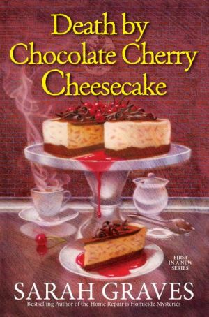 Book Death by Chocolate Cherry Cheesecake