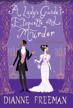 Book A Lady's Guide to Etiquette and Murder