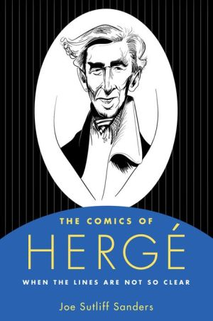 The Comics of Herg?: When the Lines Are Not So Clear