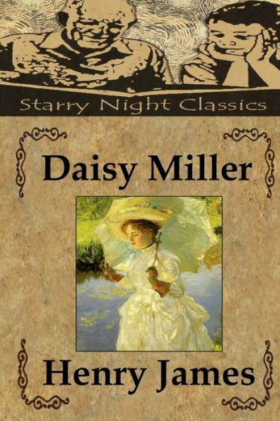 a summary of the book daisy miller by henry james