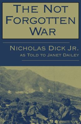 The Not Forgotten War