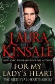 Book Cover Image. Title: For My Lady's Heart, Author: Laura Kinsale